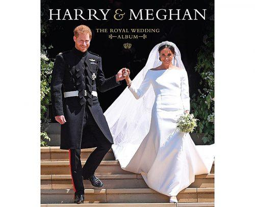 wedding planner book harry meghan the royal wedding album