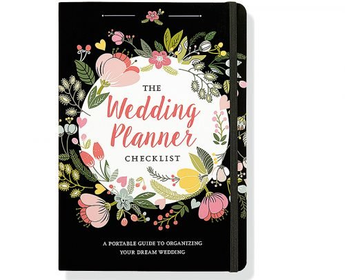 wedding planning book The Wedding Planner Checklist A Portable Guide to Organizing Your Dream Wedding