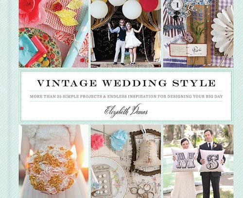 wedding planning book Vintage Wedding Style