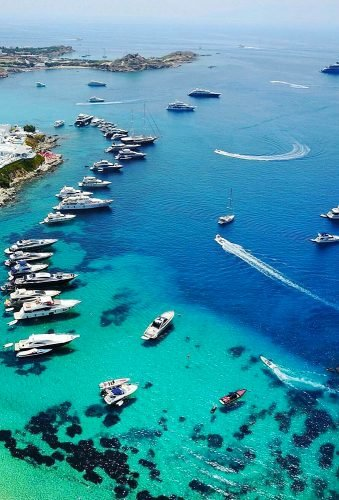 best honeymoon destinations mykonos sea wonderful mykonos
