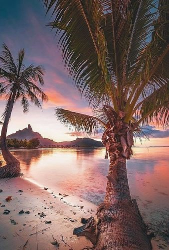 best honeymoon destinations tahiti beach monk lens