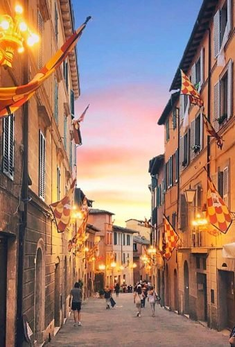 best honeymoon destinations tuscany street tuscanypeople
