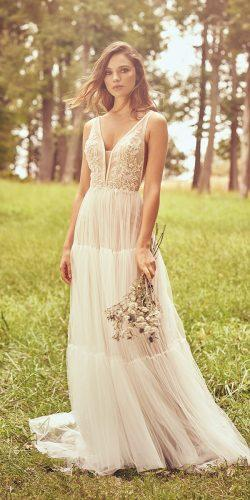 39 Boho Wedding Dresses Of Your Dream Wedding Forward