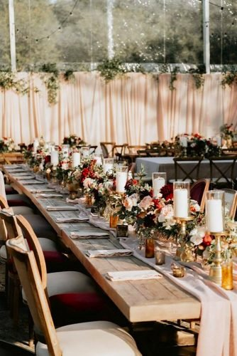 boho wedding trends outdoor boho reception Grant Daniels Photography