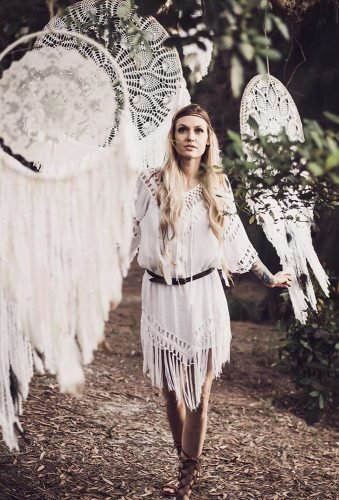 boho wedding trends wedding dreamcatchers 9livesdreamcatchers