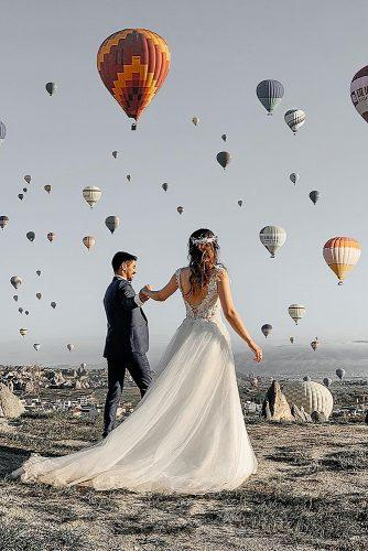 cappadocia wedding photos romantic newlyweds photos