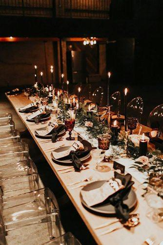 castle wedding wedding table decoration Jessie Schultz Photography