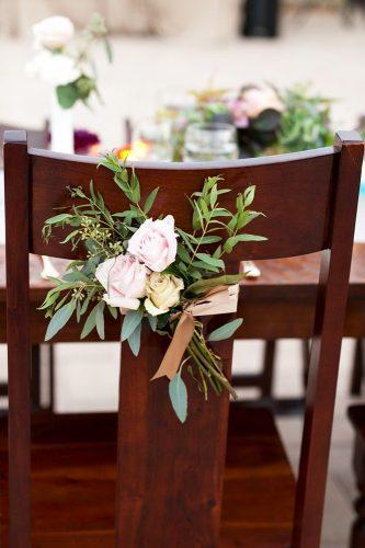 castle wedding wood chair flower decor shannoncunninghamphoto