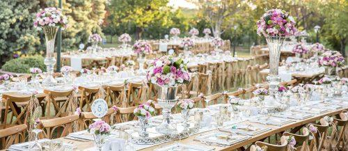 glam wedding decor ideas featured image