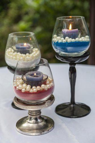 independence day wedding 4th of july candlesticks red blue and white pearls fromhousetohome