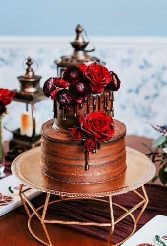 colored wedding cakes small chocolate cake morganhunterdesserts