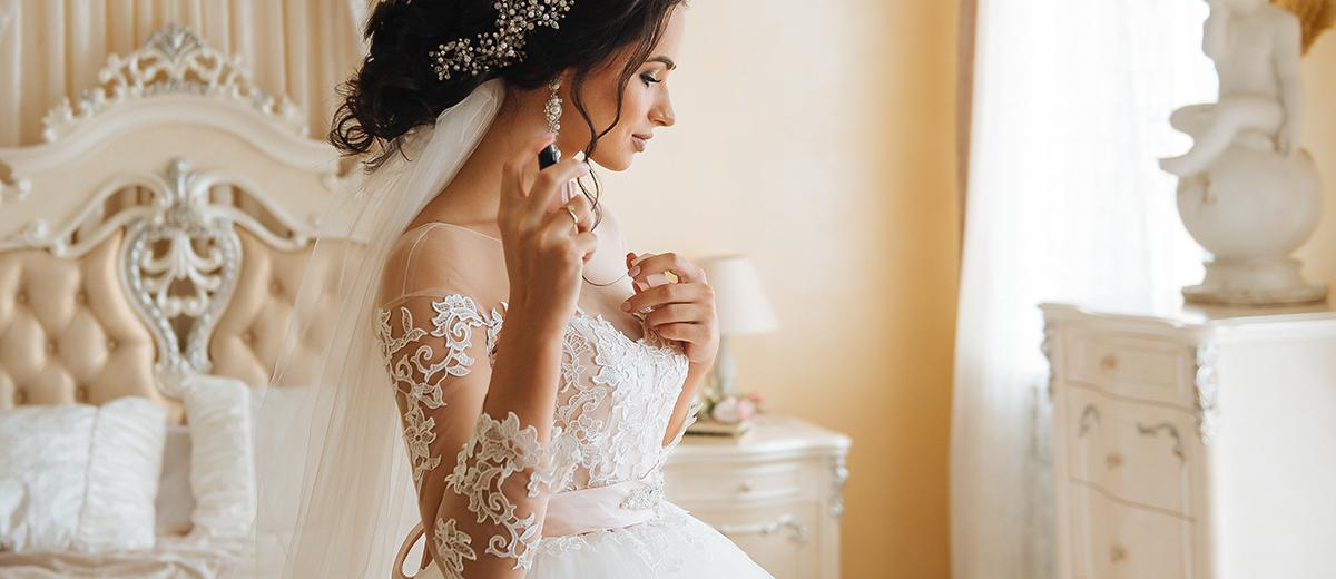 lace wedding dresses featured