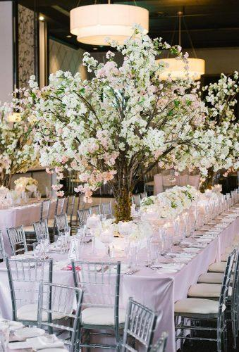 modern wedding decor big tree centerpiecfe rachelaclingen
