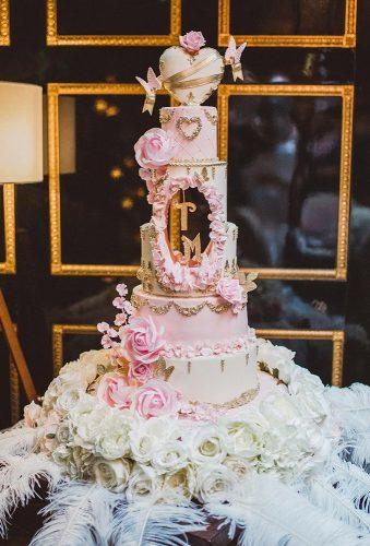 simple elegant chic wedding cakes tender cake louiedphotography