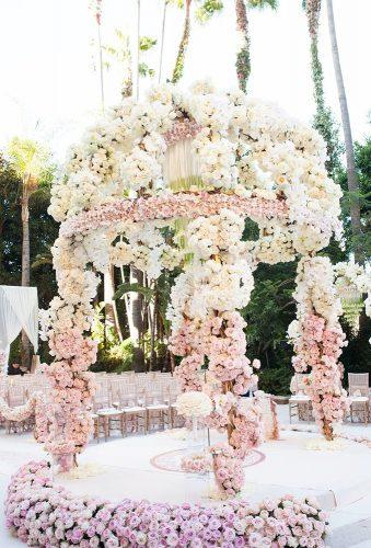 wedding arch decoration ideas chic floral arch simonevankempen photography