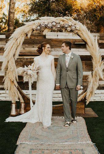 wedding wreaths flower boho arch j colonyphotography