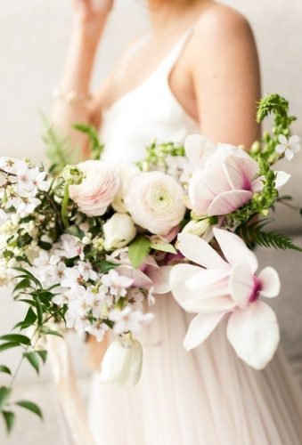 bridal bouquet shapes pegant bouquet Jen S Photography