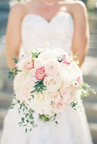 bridal bouquet shapes round wedding bouquet SpostoPhotography