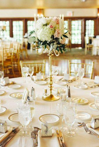 castle wedding floral centerpiece anaiseprincephoto