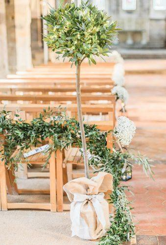 church wedding decorations greenery decor katymelling