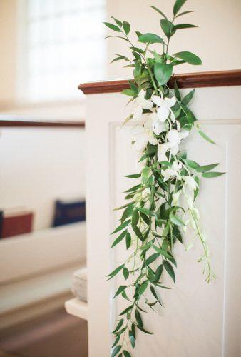 church wedding decorations tender greenery decor hunterryanphoto
