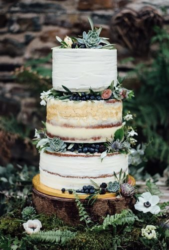 forest wedding theme rustic forest cake yourchoicephotography