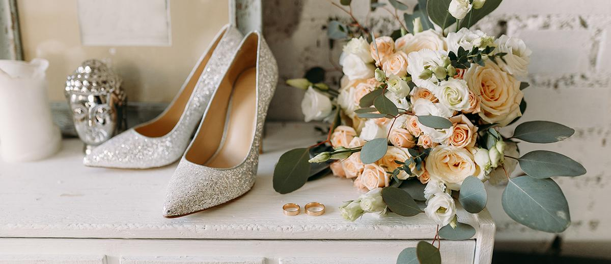 24 Officially The Most Gorgeous Bridal Shoes