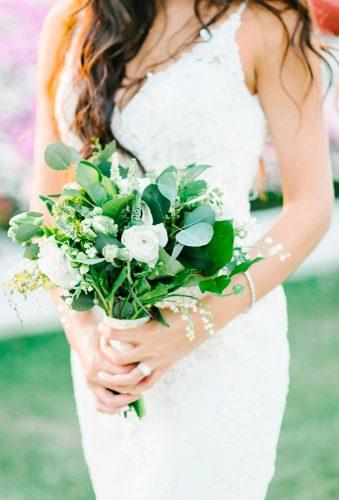 green wedding florals tender green bouquet lana ponomarenko photography