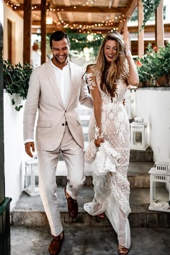 groom suits white jacket casual stylish tali photography