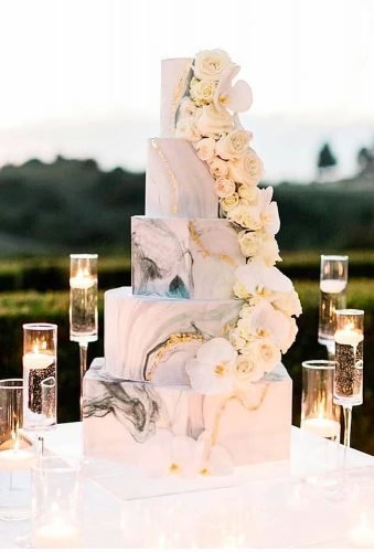 marble wedding cakes tender grey cake graceandhoneycakes