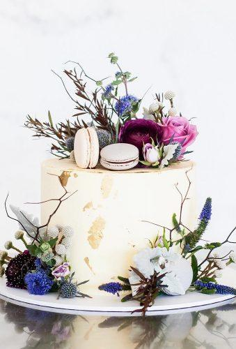 mini wedding cakes wild flower on cake cake ink
