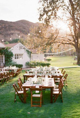 outdoor wedding venues backyard reception Koman Photography