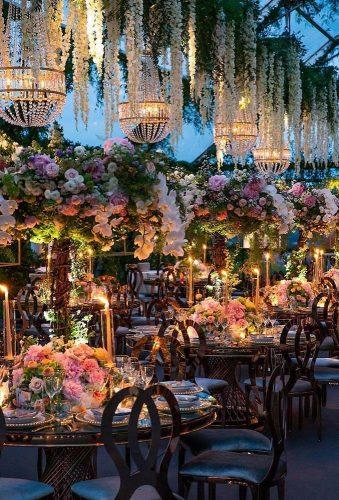 outdoor wedding venues evening garden reception eva presutti weddingplanner