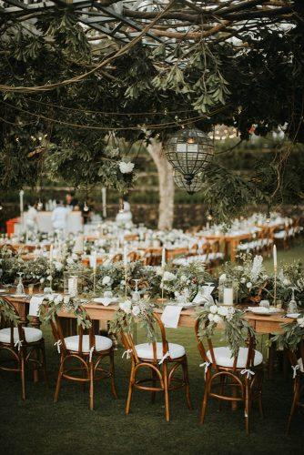 outdoor wedding venues forest reception iluminen
