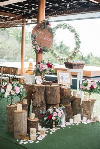 42 Rustic Wedding Ideas And Tips For Reception Forward