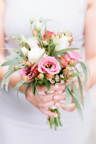 small wedding bouquets small rustic bouquet ceranna photography