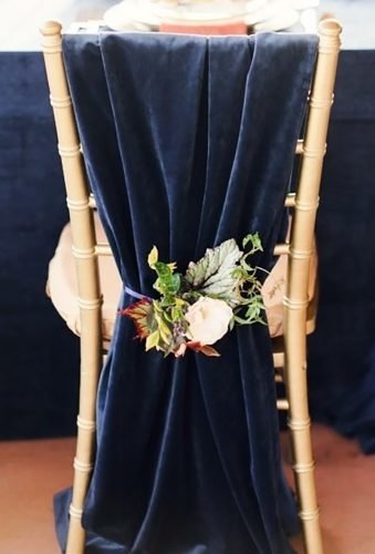 velvet wedding decor wedding chair decor wedding.plan.consultants