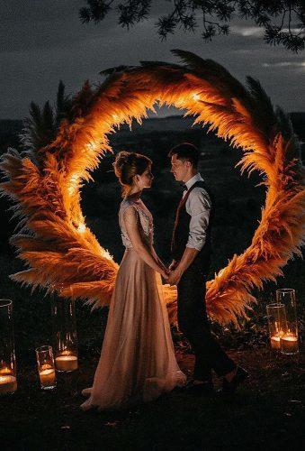 wedding floral moon gates evenong photo boho gates maria zhandarova