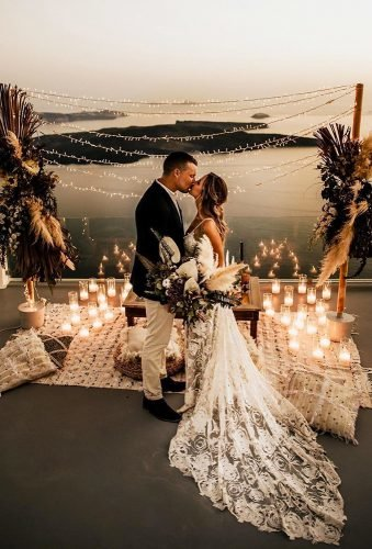 wedding light ideas candles decor chrisandruth