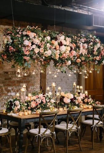 wedding light ideas light and floral reception greergattuso