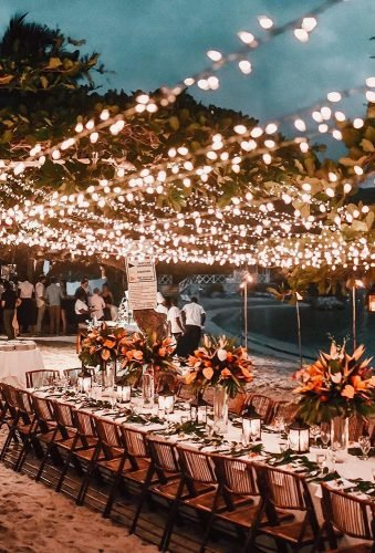 wedding light ideas outdoor light reception tali photography