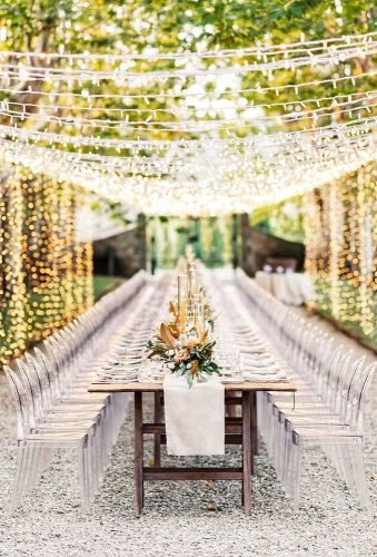 wedding light ideas outdoor softlight lisapoggi⁠