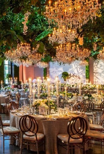 wedding light ideas reception with chandler partyslate⁣