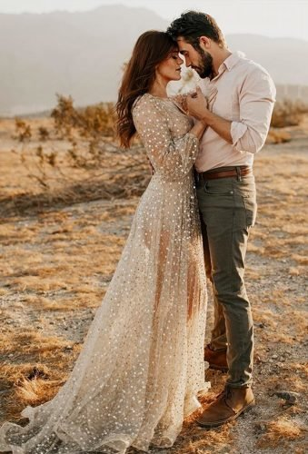 bohemian wedding photos tender embrace melissamarshallx
