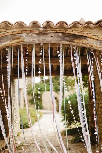 cheap wedding decorations ribbon decor xavier navarro photographie