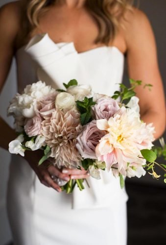 dahlias wedding bouquets simple bouquet crphotooak