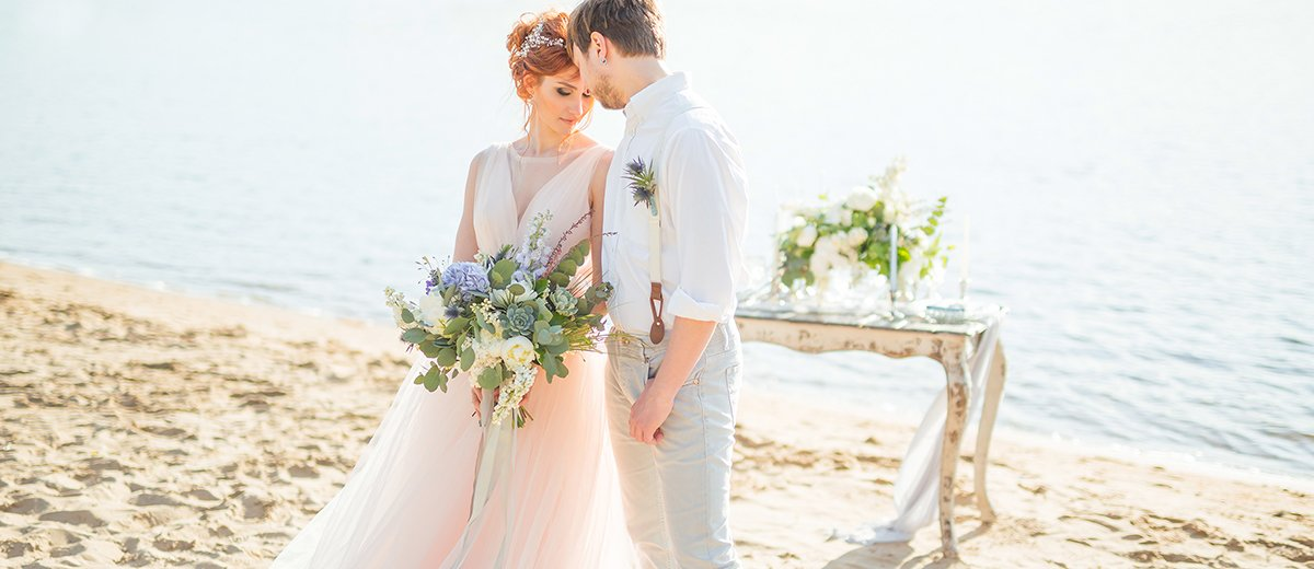 18 Absolutely Gorgeous Destination Wedding Dresses