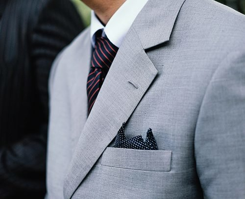 how to be a gentleman man tie