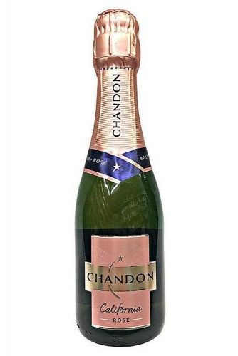 mini champagne bottles chandon rose