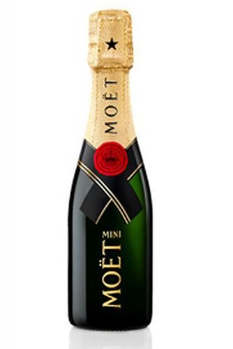 mini champagne bottles moet chandon imperial